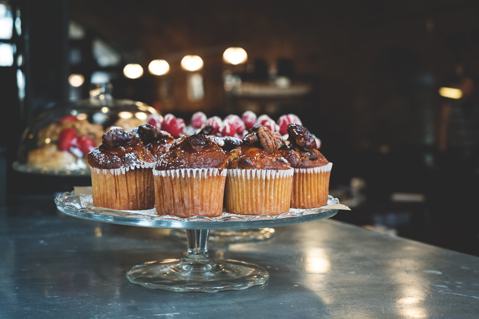 Motorcycles and Muffins - The Bike Shed