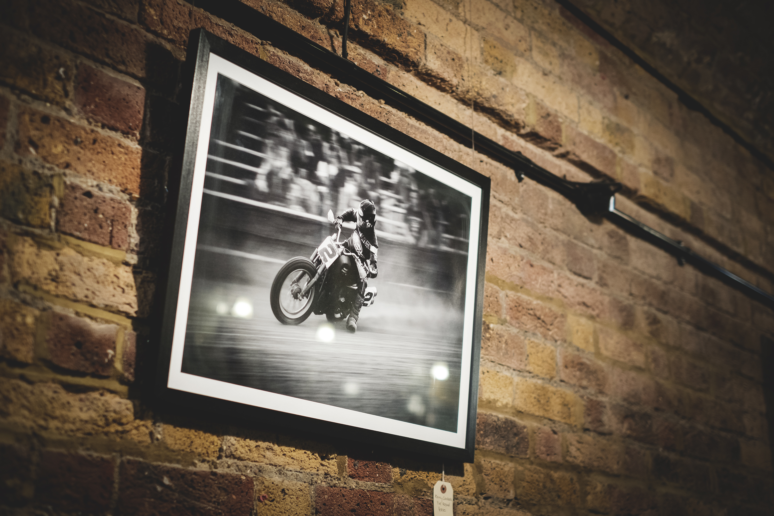 Photography and art at The Bike Shed