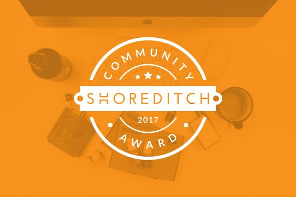 Shoreditch Vaping Community Award 2017