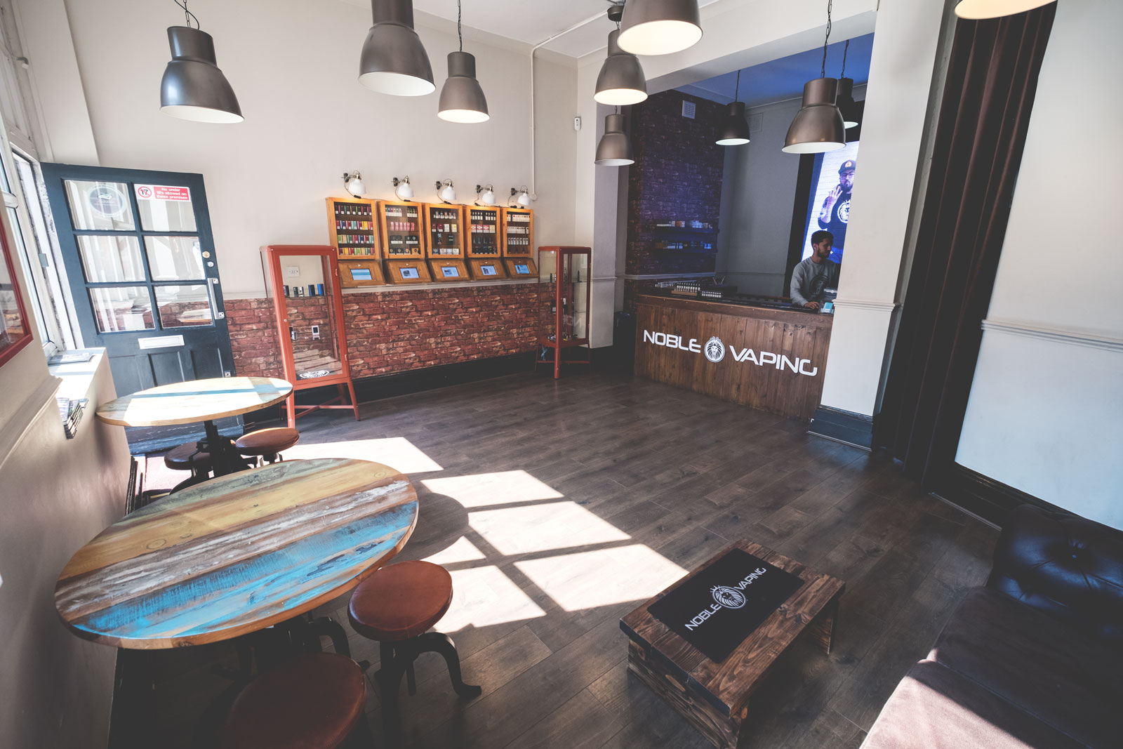 The Noble Vaping Store Shoreditch