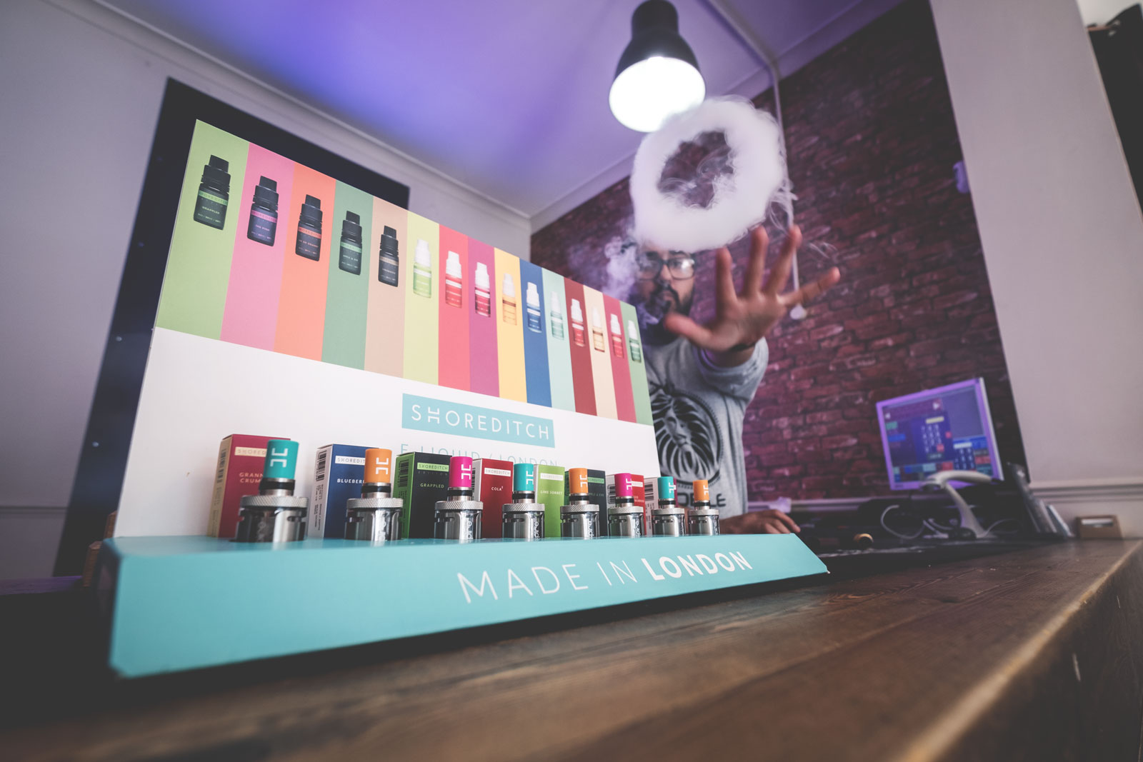 Shoreditch e-liquid